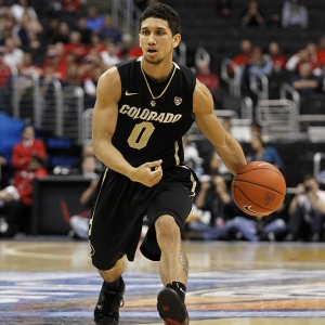 Colorado Buffaloes guard Askia Booker