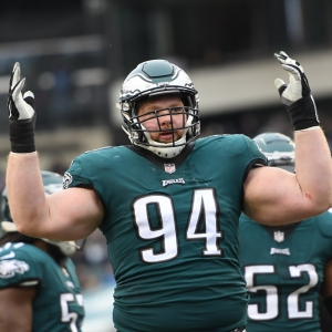 Philadelphia Eagles defensive tackle Beau Allen