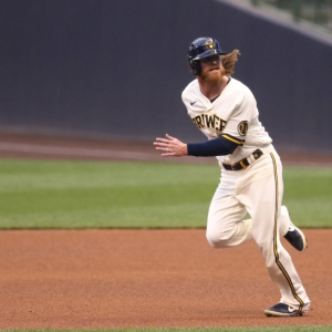 ben gamel milwaukee brewers