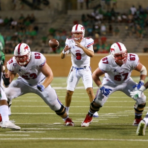 Ben Hicks SMU Mustangs