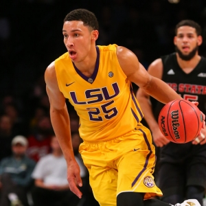 LSU Tigers forward Ben Simmons