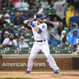 Ben Zobrist Chicago Cubs