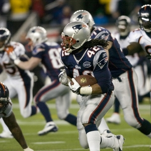 New England Patriots Running Back BenJarvus Green-Ellis
