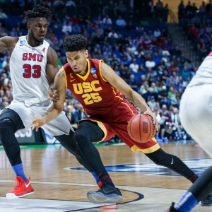 USC Trojans forward Bennie Boatwright