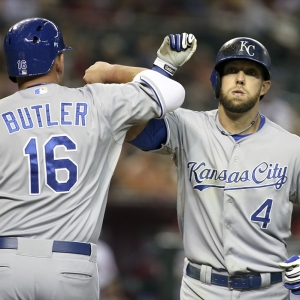 Billy Butler Kansas City Royals