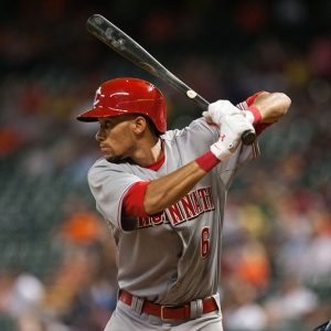 Cincinnati Reds center fielder Billy Hamilton