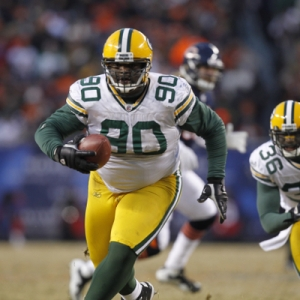 B.J. Raji of the Green Bay Packers