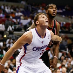 Los Angeles Clippers power forward Blake Griffin