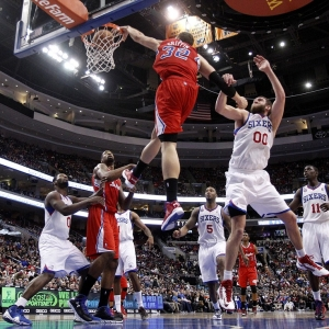Los Angeles Clippers' Blake Griffin