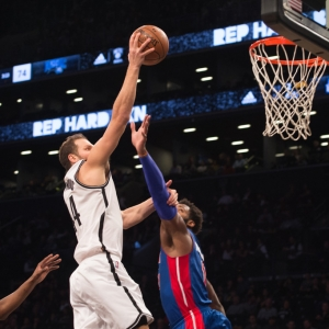 Bojan Bogdanovic Brooklyn Nets