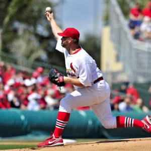 St. Louis Cardinals' pitcher Brad Penny