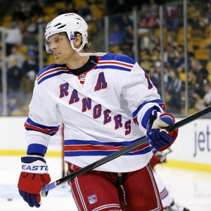 New York Rangers' Brad Richards
