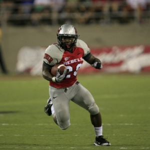 UNLV running back Bradley Randle