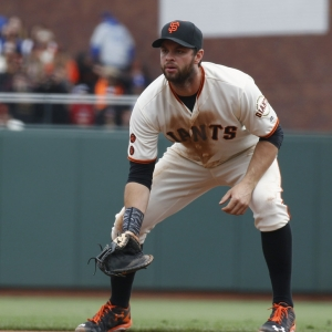 Brandon Belt San Francisco Giants