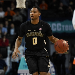 Brandon Childress Wake Forest Demon Deacons