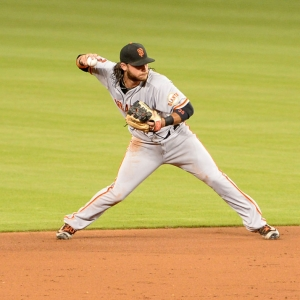 Brandon Crawford San Francisco Giant