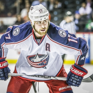 Brandon Dubinsky Columbus Blue Jackets