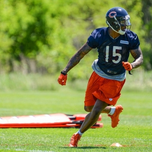 Brandon Marshall Chicago Bears