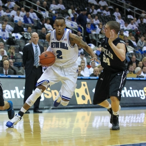 Brandon Mobley Seton Hall Pirates