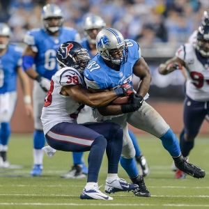 Detroit Lions tight end Brandon Pettigrew