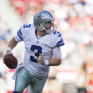 Dallas Cowboys Quarterback Brandon Weeden