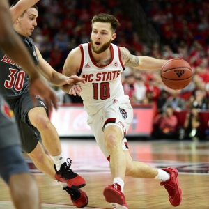 Braxton Beverly NC State Wolfpack