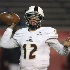 Louisiana Monroe quarterback Brayle Brown
