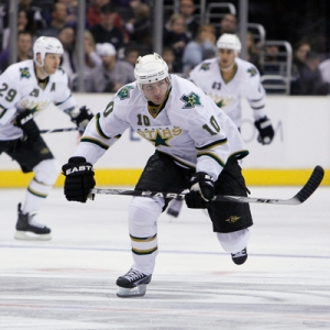 Dallas Stars left wing Brenden Morrow
