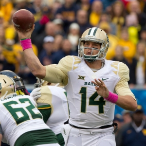 Bryce Petty Baylor Bears