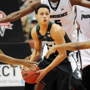 Bryn Forbes Michigan State Spartans