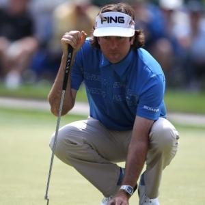 PGA golfer Bubba Watson