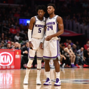 finest selection 908a6 6ef78 Buddy Hield Sacramento Kings