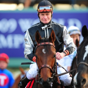Jockey Calvin Borel