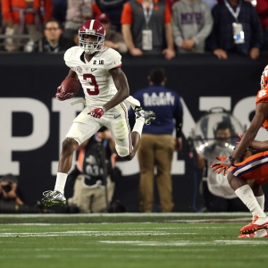 Alabama Crimson Tide wide receiver Calvin Ridley