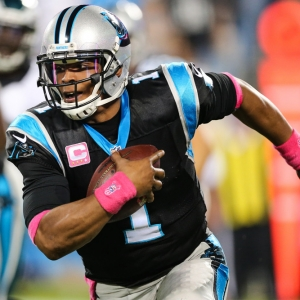 Cam Newton Carolina Panthers