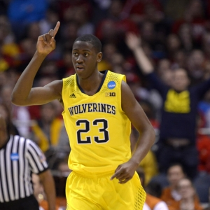 Caris LeVert Michigan Wolverines