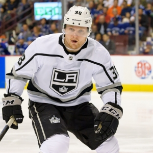 Carl Grundstrom Los Angeles Kings