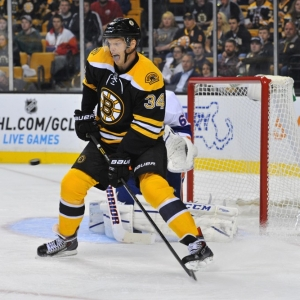Carl Soderberg Boston Bruins