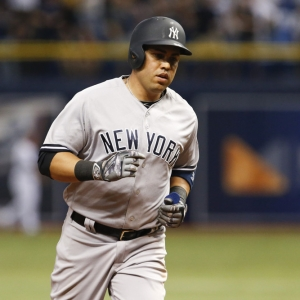 Carlos Beltran New York Yankees