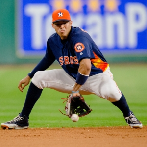 Carlos Correa Houston Astros