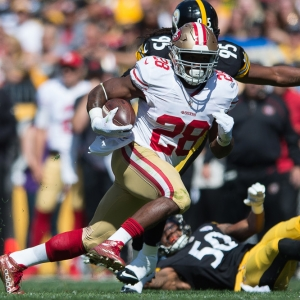 Carlos Hyde San Francisco 49ers