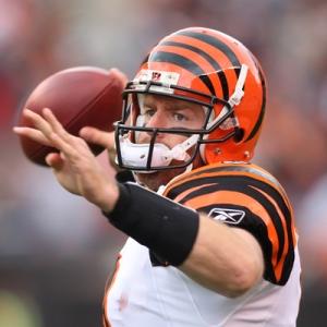 Cincinnati Bengals QB Carson Palmer.