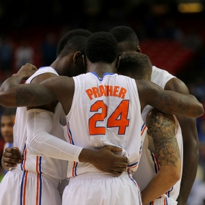 Florida Gators forward Casey Prather