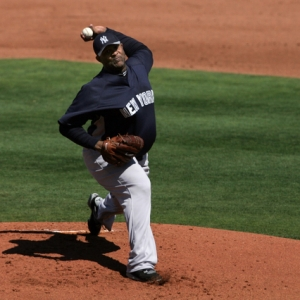 C. C. Sabathia of the Yankees