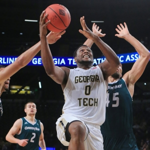 Charles Mitchell Georgia Tech Yellow Jackets