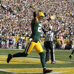 Green Bay Packers Charles Woodson