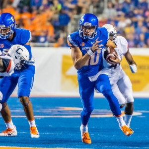 Boise State Broncos quarterback Chase Cord