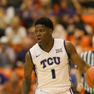 Chauncey Collins TCU Horned Frogs