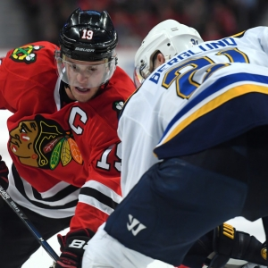 Chicago Blackhawks St. Louis Blues
