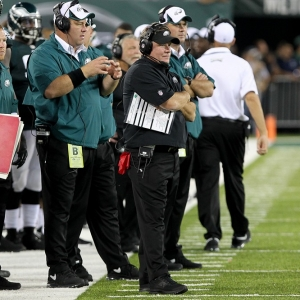 Philadelphia Eagles head coach Chip Kelly